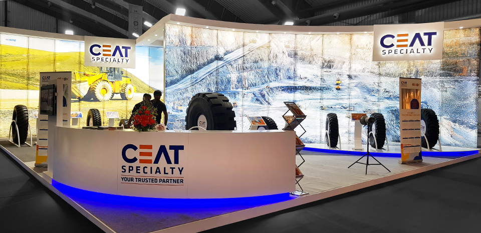 Exhibition Stall Design And Creative Stall Design For