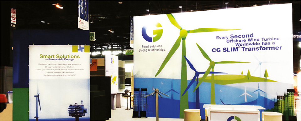 Portable Exhibition Solutions : Portable exhibition solution and modular solutions